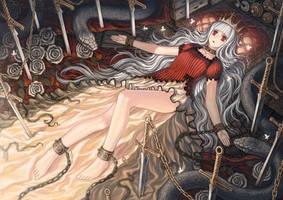 Snake Year by devilkero
