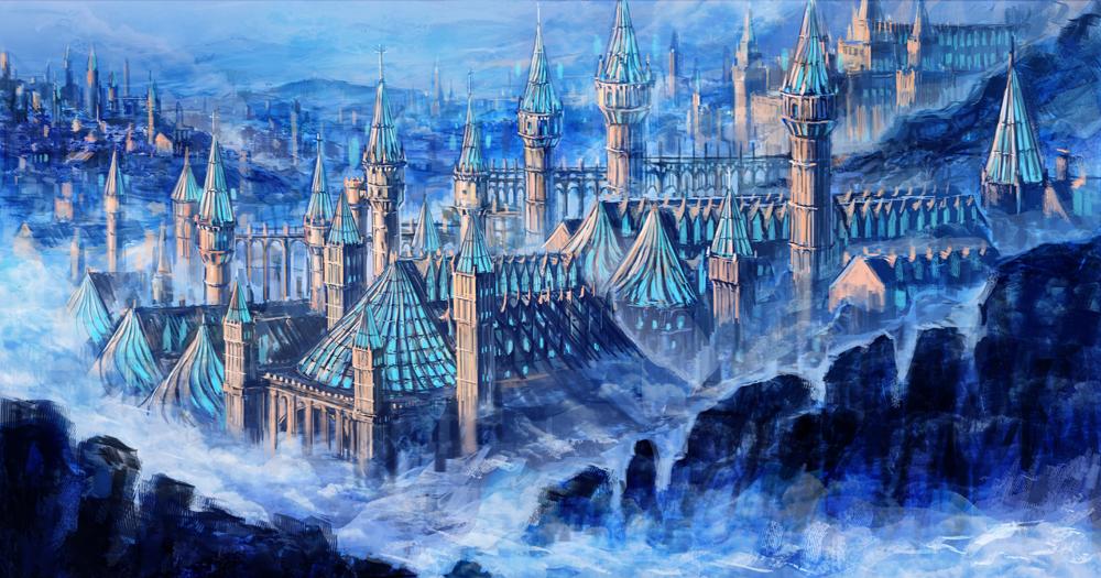 Pfnw Empire Magic Academy S Morning Mist By Devilkero On Deviantart