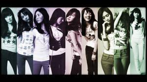 Girls' Generation Wide by 1126jjk