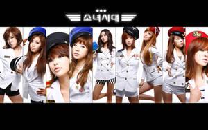 Girls' Generation Wall by 1126jjk