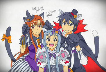 SAO Halloween 2013 by BetaSix