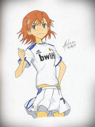 REAL MADRID (RAILGUN VER.) by BetaSix