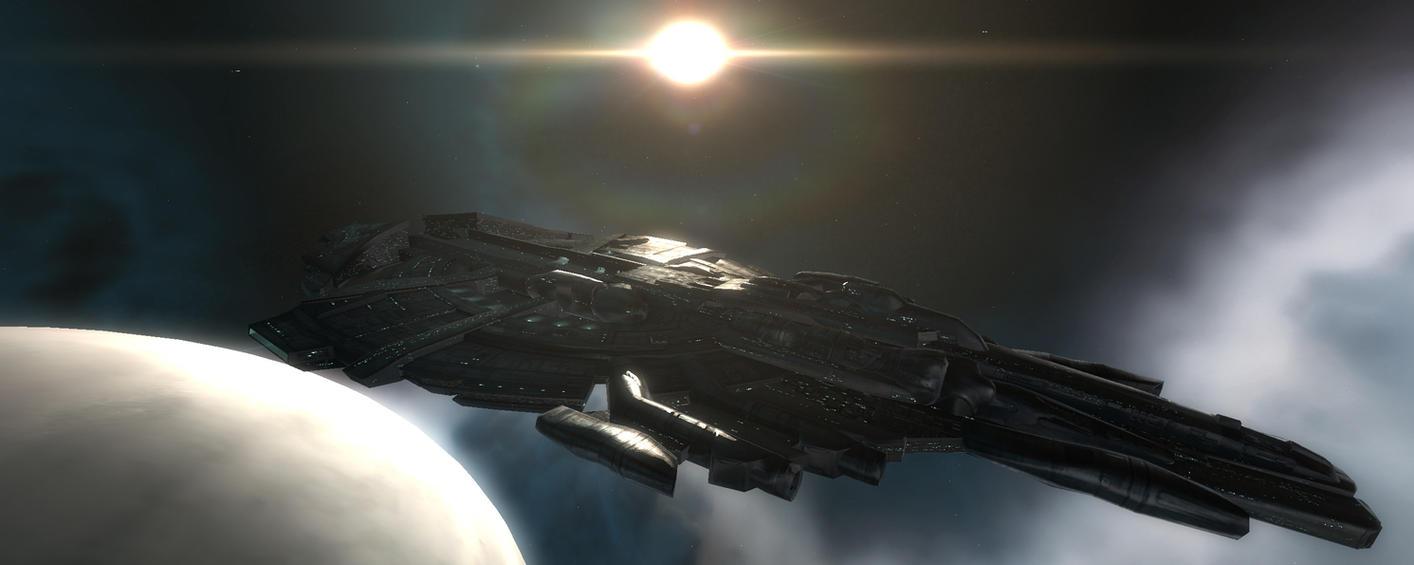 [004 - G] Artemis Tau 7 System - Page 5 EVE_Online___Nyx_Mothership_by_LukeDS