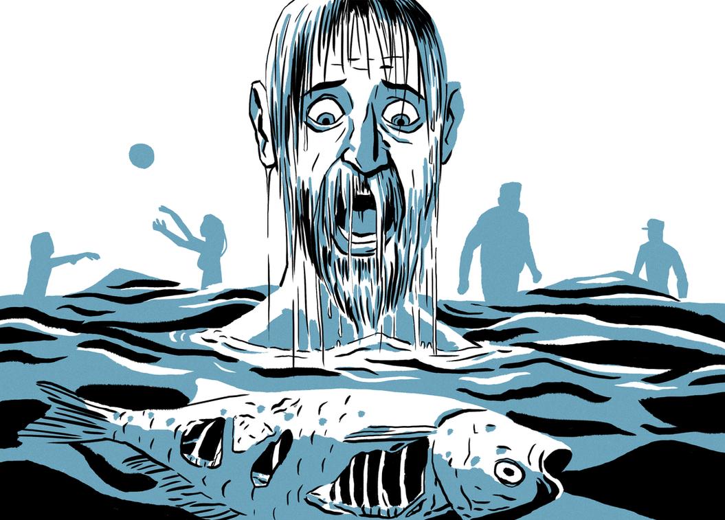 Ichthyophobia by ChrisZEROSEV