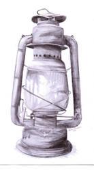 Lantern by dragonchickenmonster