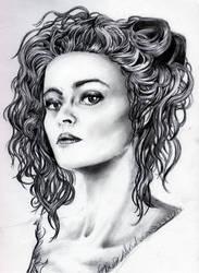 Mrs. Lovett by dragonchickenmonster