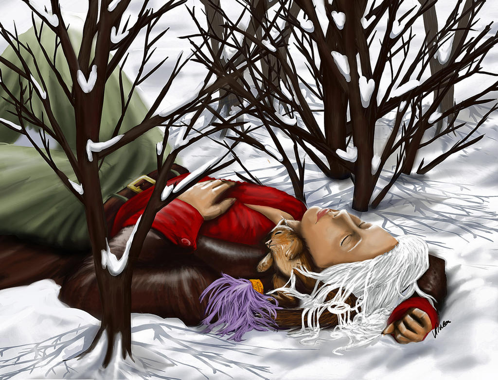 Hibernation by dragonchickenmonster