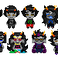 Troll Pixels by DoomWulf