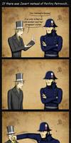 Raskolnikov vs Javert