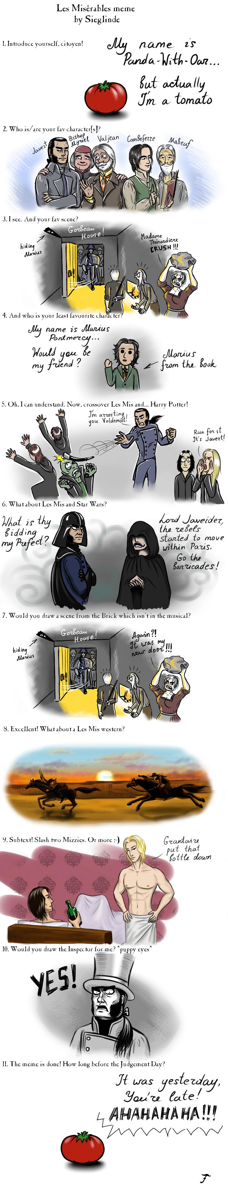 Les Miserables Meme By Panda With Oar On Deviantart