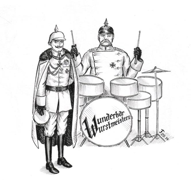 Wunderbar Wurstmeister by Panda-With-Oar