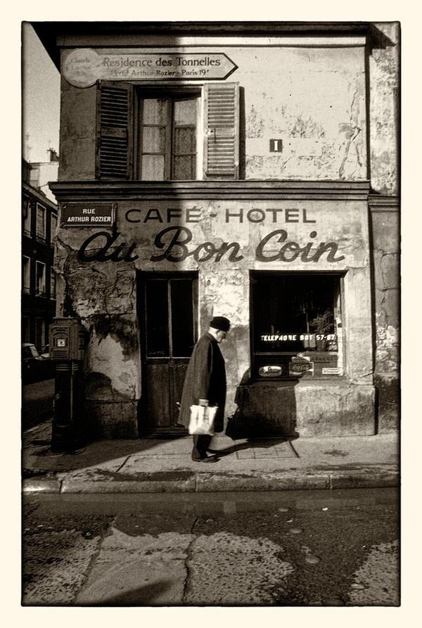 Old Paris - Rue Arthur-Rozier by SUDOR