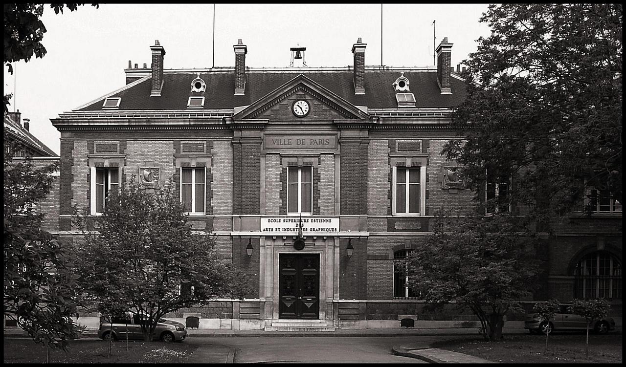 My old school - ecole estienne by sudor