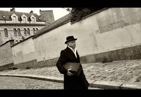 Montmartre in October - 43 by SUDOR