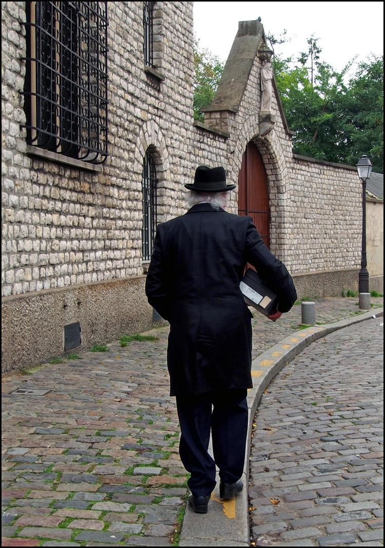 Montmartre in October - 44 by SUDOR