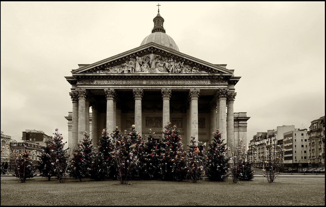 The Pantheon by SUDOR