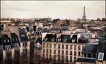 Paris under the rain - 4