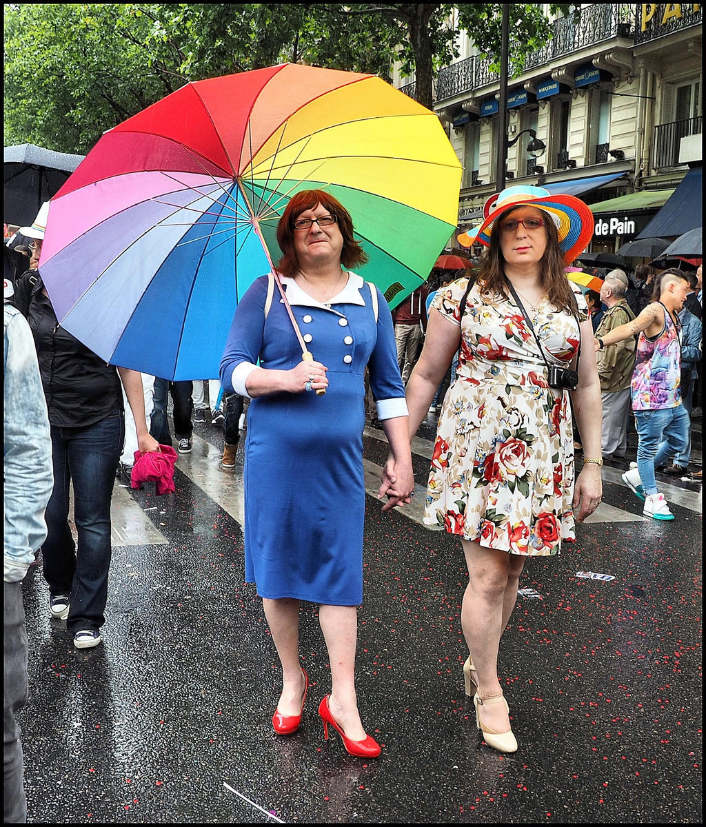 Gay Pride 2014 - Paris - 12 by SUDOR