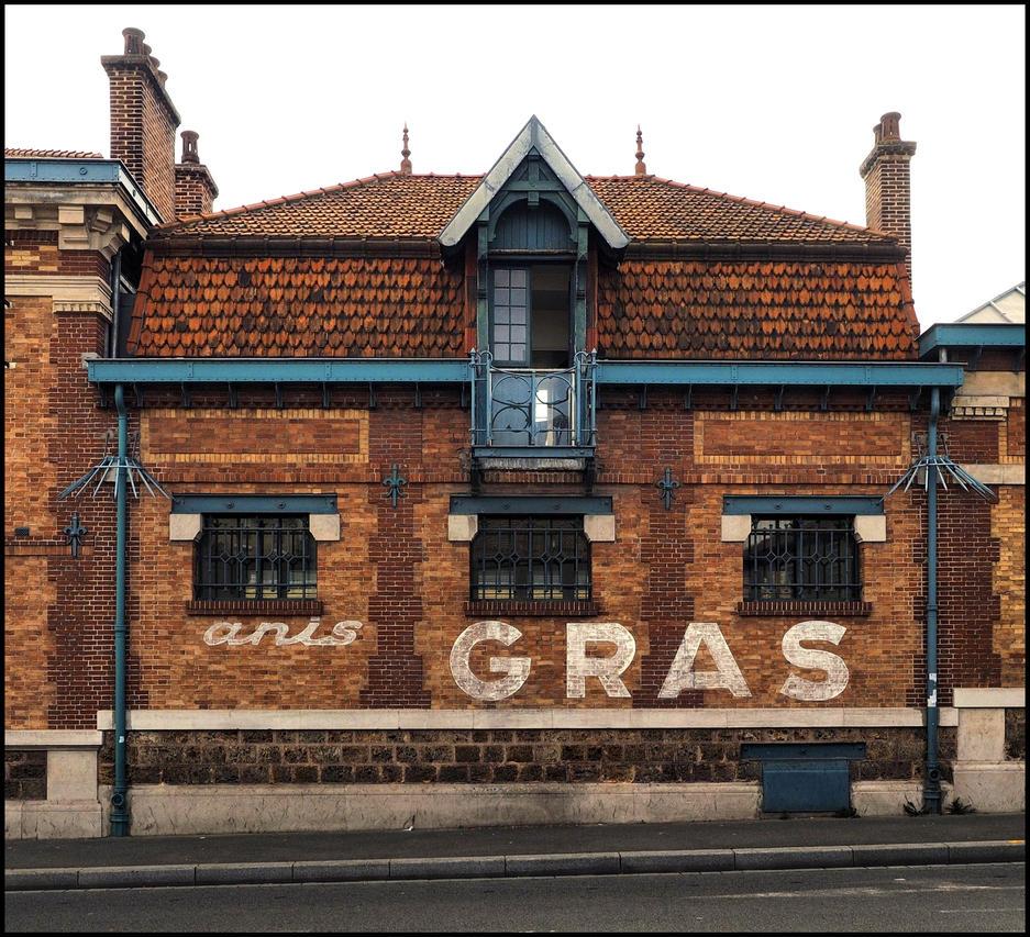 Anis GRAS by SUDOR