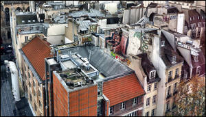 Roofs of Paris - 4