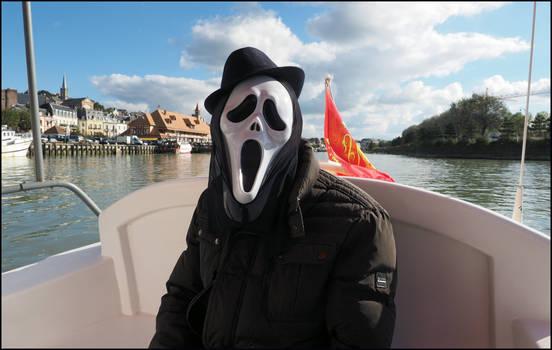Welcome Halloween Cruise !