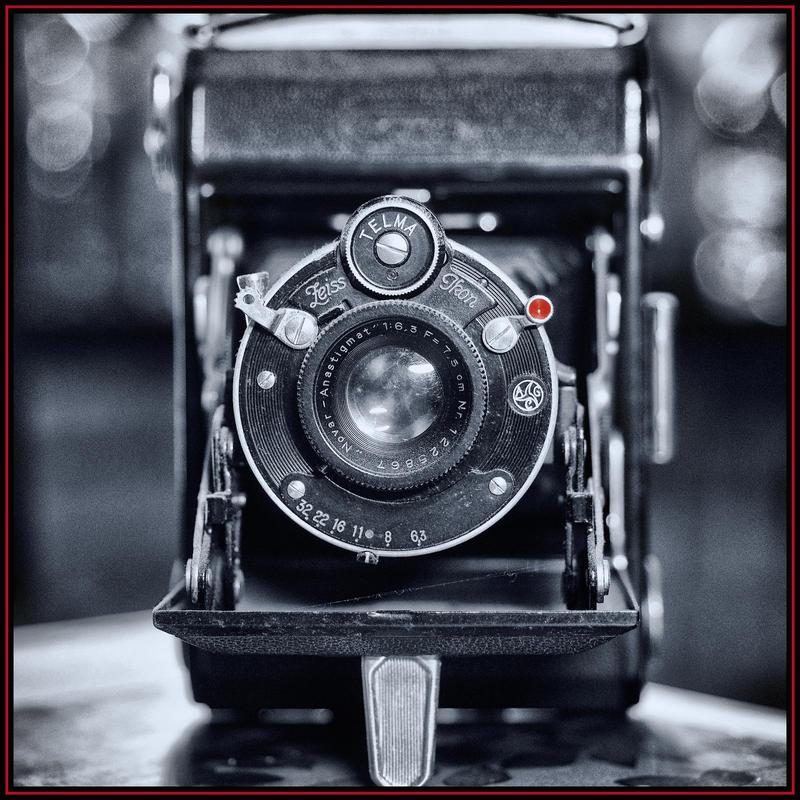 My forgotten cameras. - 3 by SUDOR