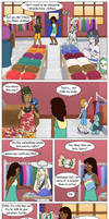 Cordia Vol 4 Part 2 by lanaecomics