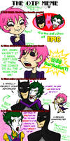 Batman: OTP meme...of DOOM