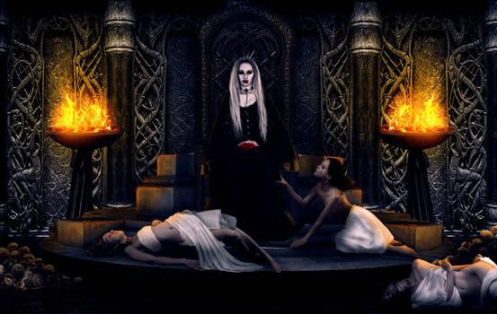 Vampire Queen's Dungeon