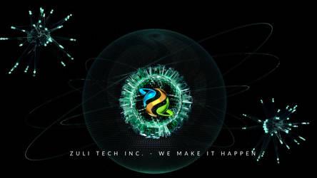 logo graphics use blender + animation node