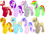 MLP Shipping Foals CLOSED