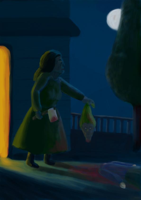 Granny Smith by Taakoses