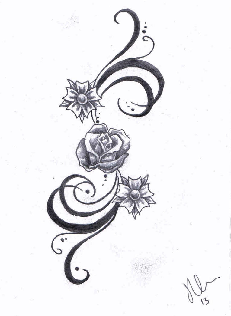 new tattoo design by madschquee on deviantart. Black Bedroom Furniture Sets. Home Design Ideas