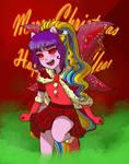 Happy Holidays by Itsnotdaijoubu