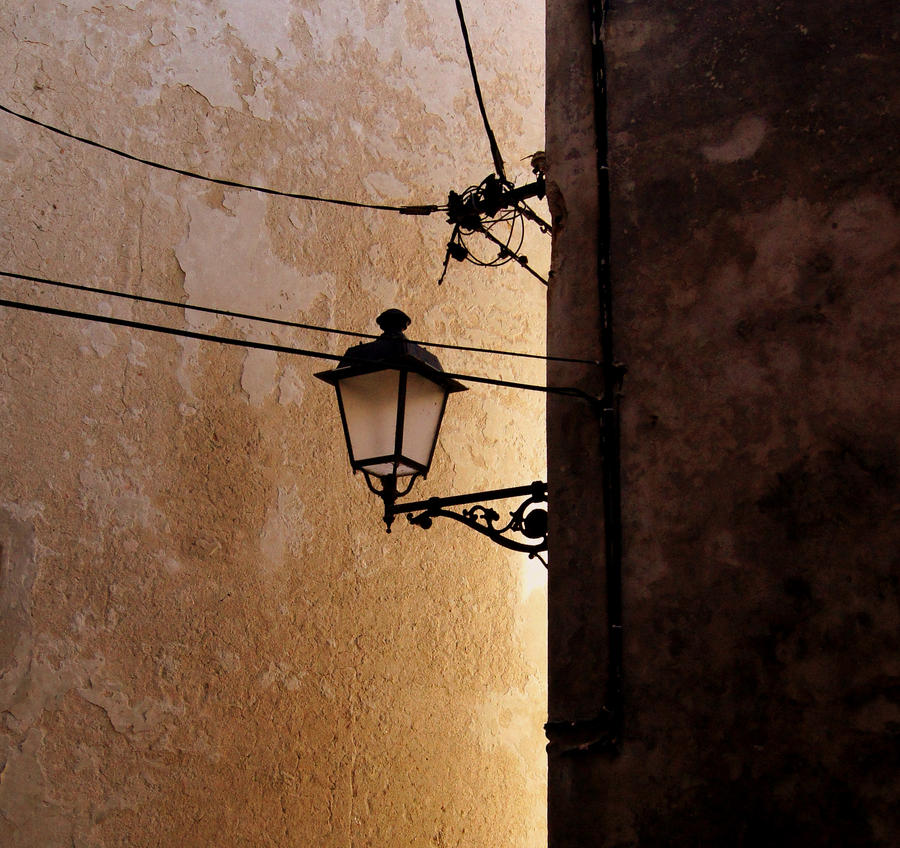 Around the Corner by EvaPolly