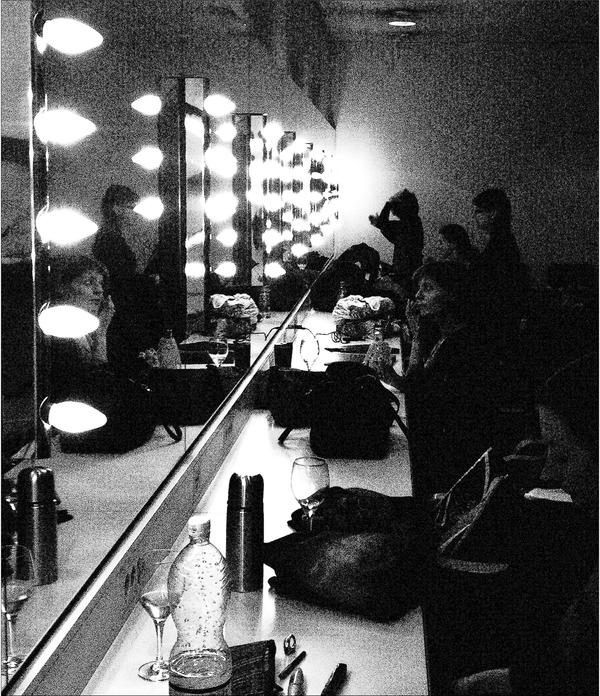 Backstage by EvaPolly