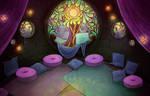 Teahouse room