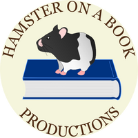 Hamster On A Book logo