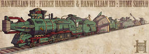 CS : Ranwill War Train