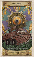 Cerebium Tarot 7 - The Chariot