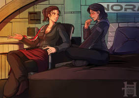Commission - Rehulk - Shepard and Traynor