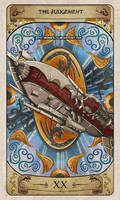 Cerebium Tarot 20 - The Judgement