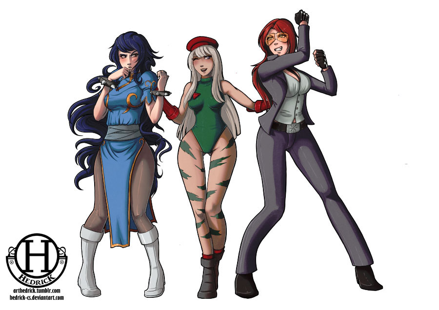 Comm + Let's Cosplay ! by Hedrick-CS