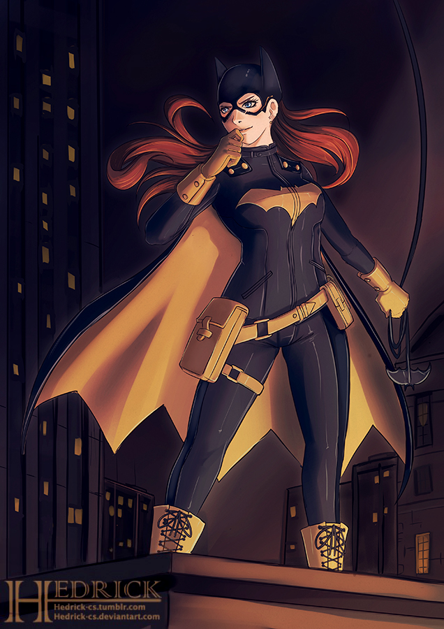 The New Batgirl by Hedrick-CS