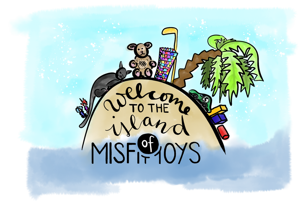 island of misfit toys wallpaper - photo #35