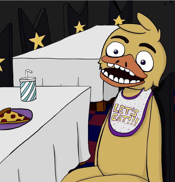 Chica by extreme810