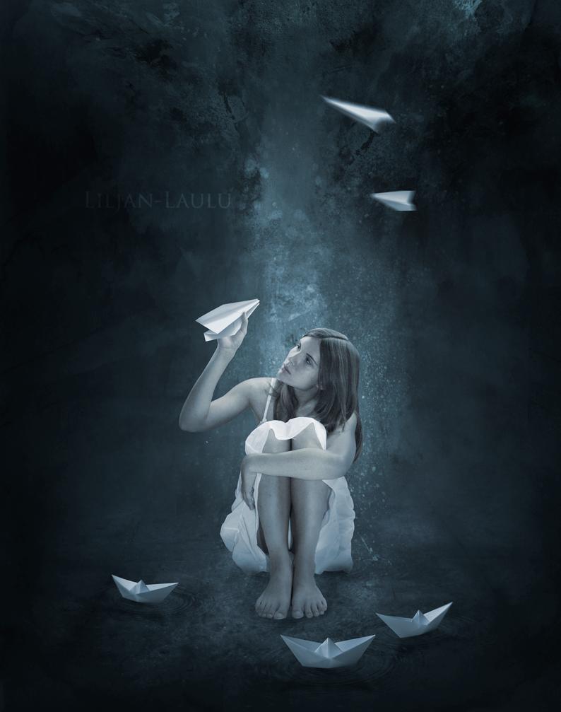 Paper World by Liljan-Laulu