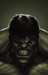 Hulk Pissed by KEGO44