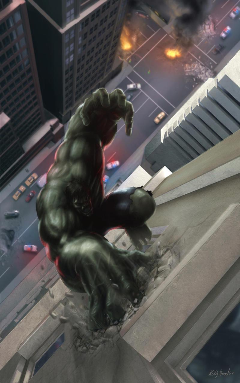 Hulk Climb 02 by KEGO44