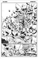 sdcc 2008 Spiderman page 3 by KEGO44